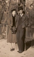 R.B. & Mae Butler – 1937