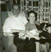 Phil, Linda & Rhett - 1953
