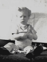 Phil - age 2, 1940