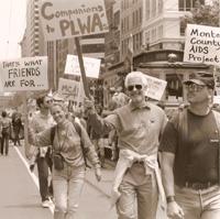 Phil & Barbara AIDS